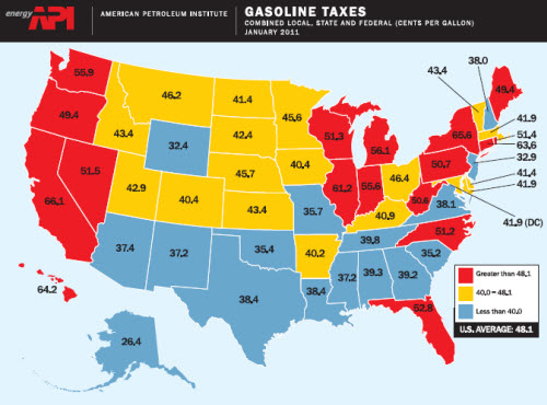 How Much Does Gas Cost >> Why Does My Gas Cost 4 00 Per Gallon Republic Mainstreet
