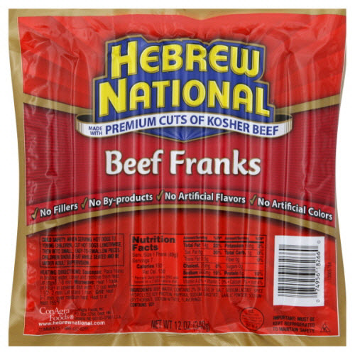 Image Result For Costco Beef Dog Ingredients