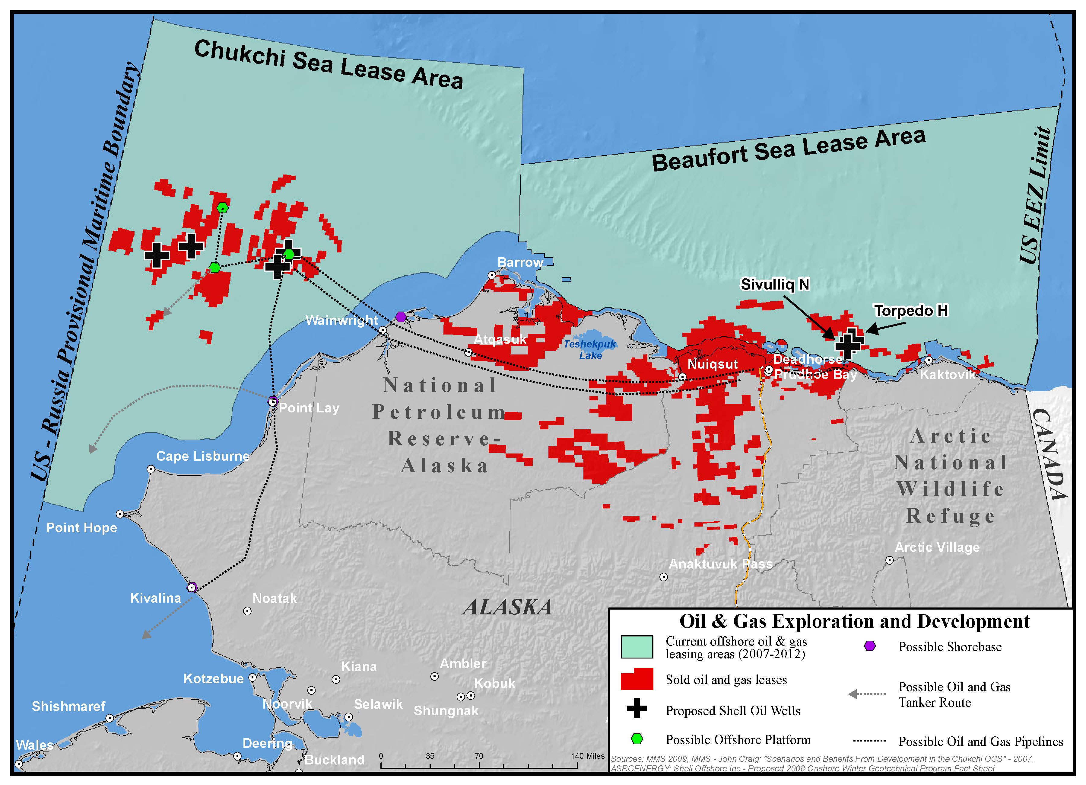 An Overview of Arctic Oil Drilling in Alaska